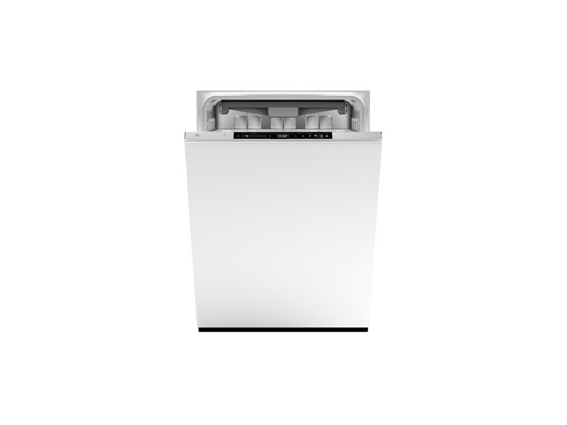 60cm Fully Integrated Dishwasher, Automatic Open Door | Bertazzoni - Stainless Steel