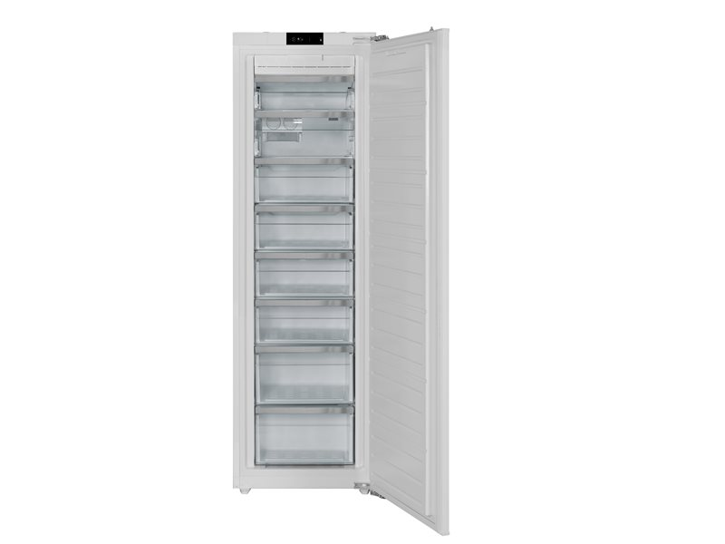 60 cm single door freezer H177 cm | Bertazzoni - Bianco