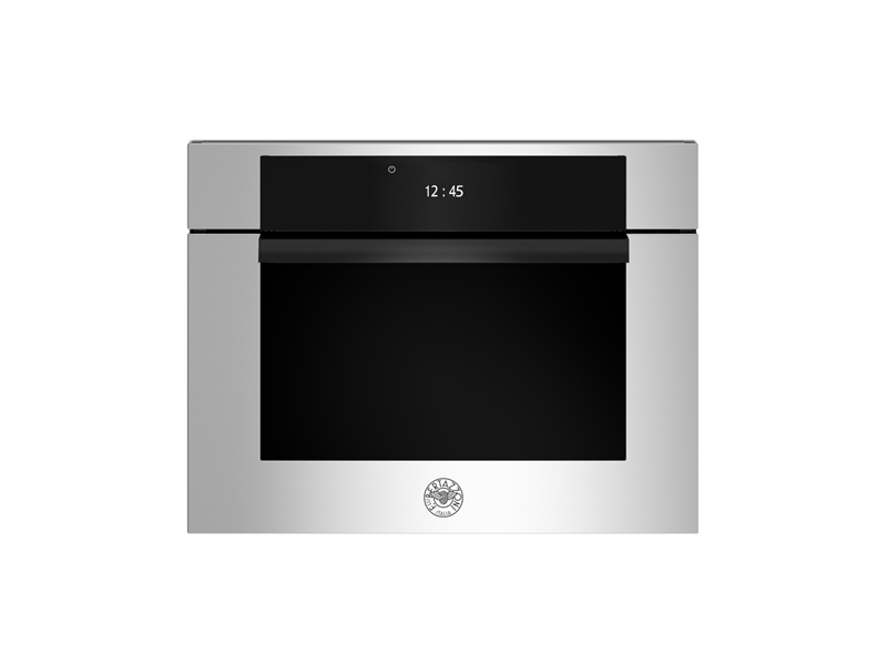 60x45cm Combi-Steam Oven, display TFT | Bertazzoni - Stainless Steel
