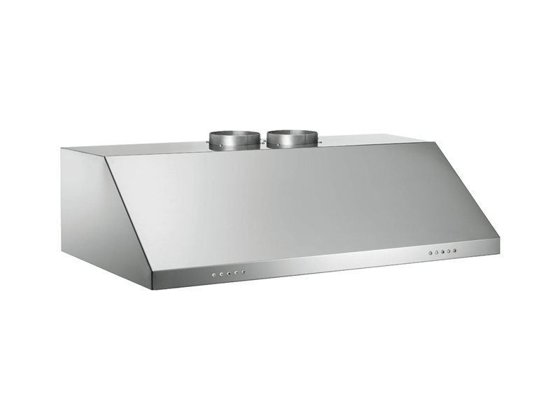 120 Undermount Hood 2 Motors | Bertazzoni - Stainless Steel