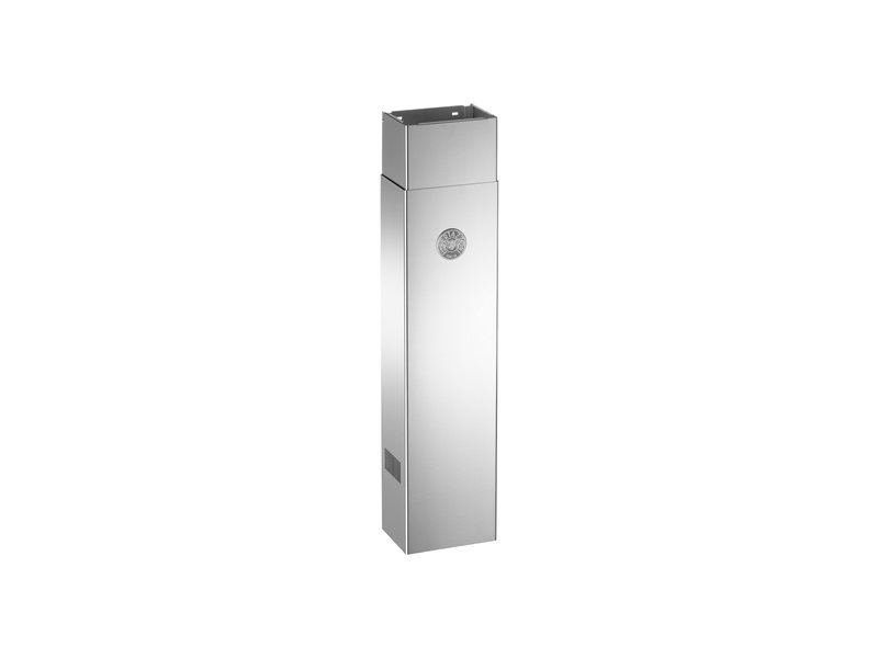 Narrow Duct Cover | Bertazzoni - Stainless Steel