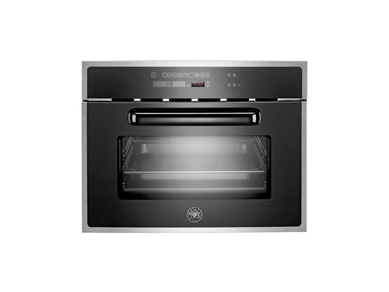 45 Combi Steam Oven | Bertazzoni - Black