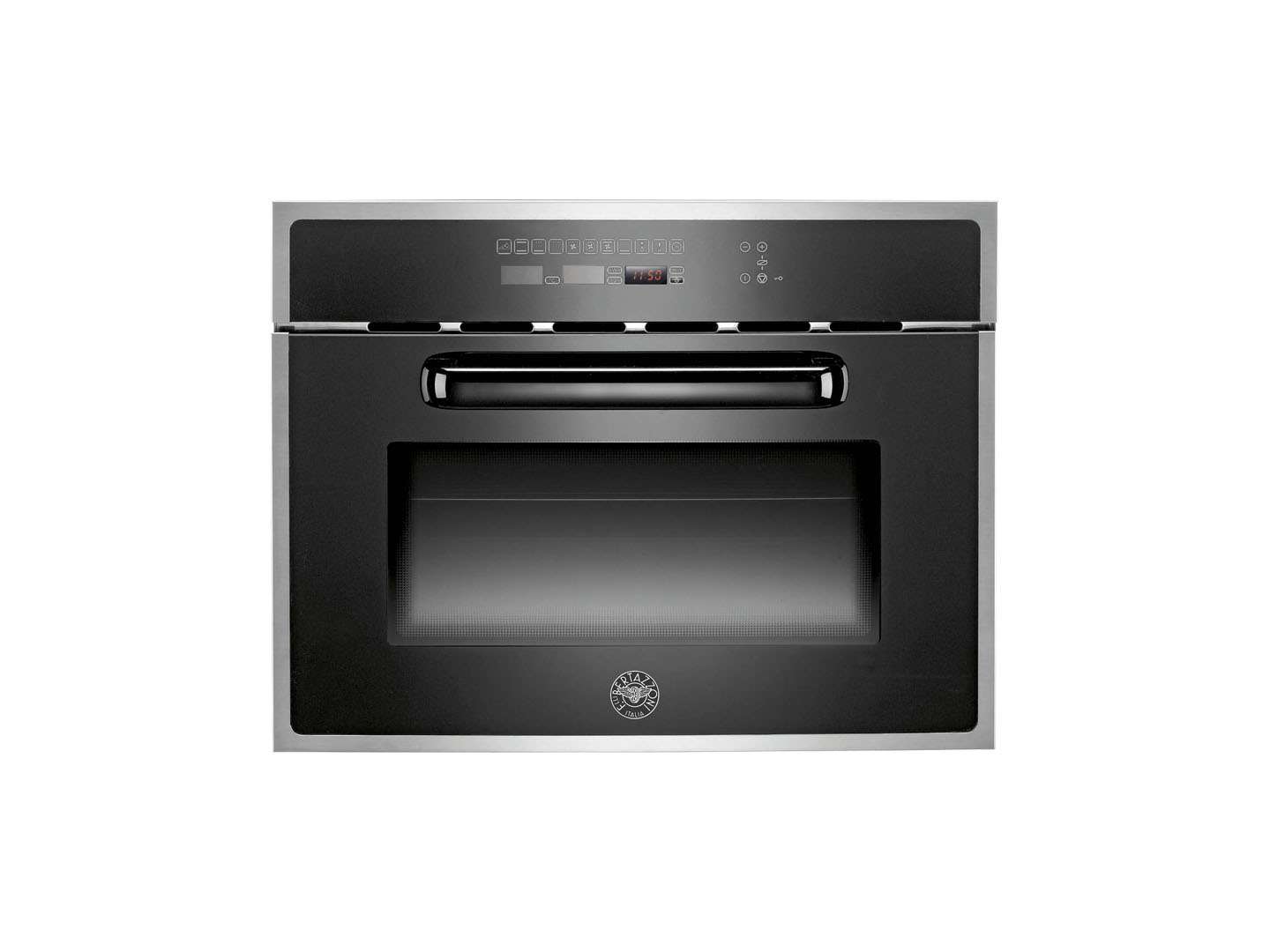 45 electric oven XT | Bertazzoni - Black