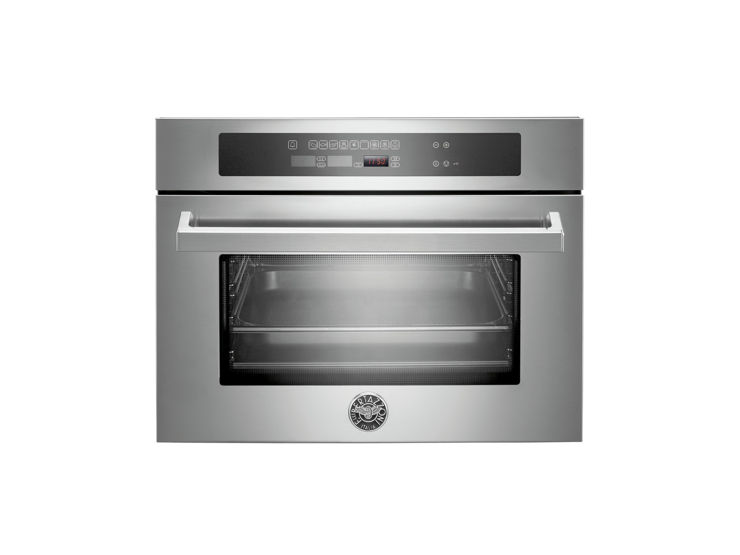 45 Combi Steam Oven | Bertazzoni - Stainless